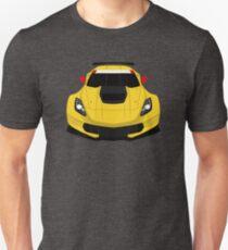 American Race car T-Shirt