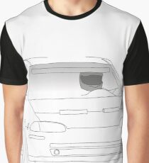 More Carros Graphic T-Shirt
