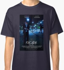 Façade Poster Classic T-Shirt