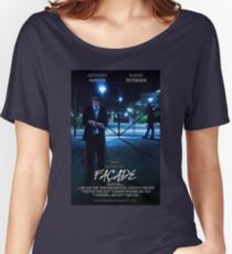 Façade Poster Women's Relaxed Fit T-Shirt