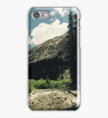 Empty River iPhone Case/Skin