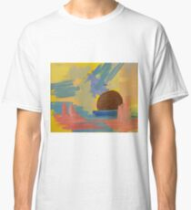 Harbour Sunset Classic T-Shirt