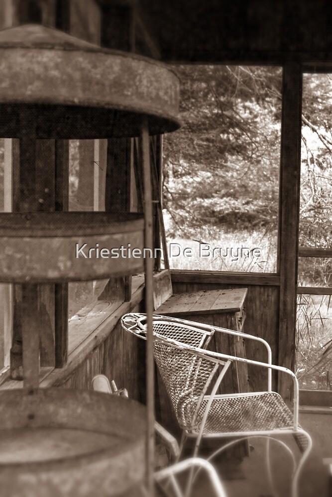 My Grandmother's Sun Room by Kristen De Bruyne