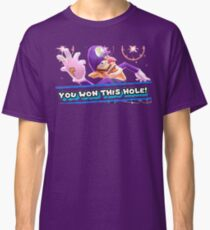Ace in the Hole Waluigi Classic T-Shirt