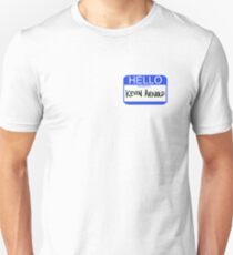 Hello My Name Is Kevin Arnold T-Shirt