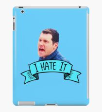 I Hate It iPad Case/Skin