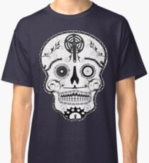 Cogs and Chains skull Classic T-Shirt