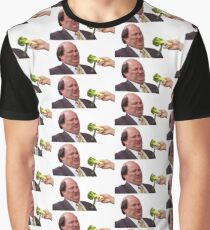 The Office Kevin Doesn't Like Broccoli Graphic T-Shirt