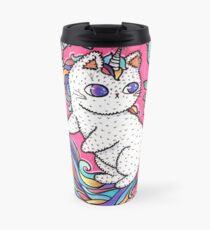 Unicorn  kitty Travel Mug