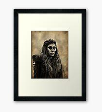 Anya  Framed Print