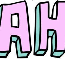 HAHA Sticker
