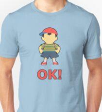 NESS | Super Smash Taunts | OK! T-Shirt