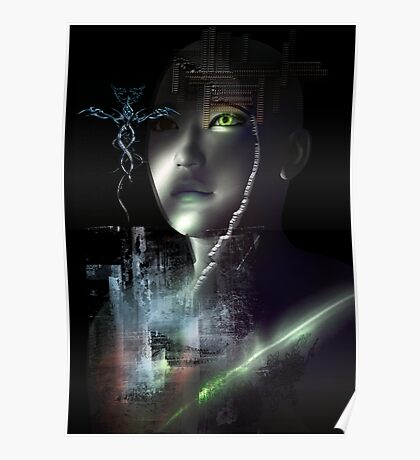 dark visions  Poster