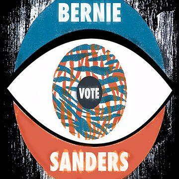 Vote Bernie Sanders by feelthebern