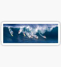 The Art Of Surfing In Hawaii 29 Sticker