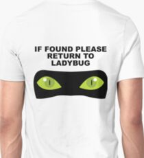 If Found, Please Return to Ladybug T-Shirt
