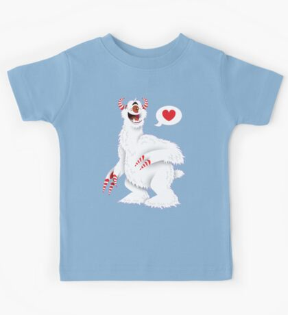 The Candy Pain Monster Kids Clothes
