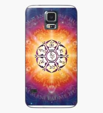 """Om Mani Padme Hum - Embodiment of Compassion"" Case/Skin for Samsung Galaxy"