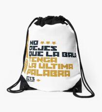 La bala Drawstring Bag