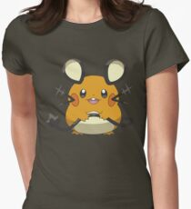 Dedenne Womens Fitted T-Shirt