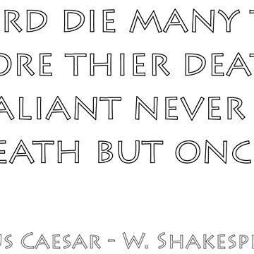 Julius Caesar by EnjoyRiot