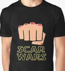 Scar Wars! Graphic T-Shirt