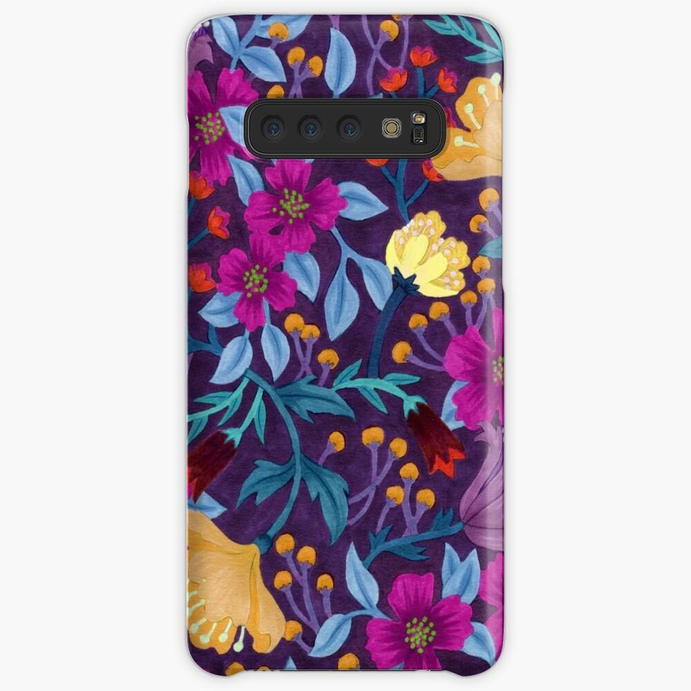 Floral Case & Skin for Samsung Galaxy