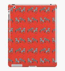 Pattern of The Royal Tenenbaums iPad Case/Skin