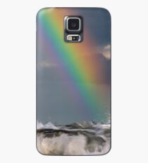 Colour Above a Candy Sea Case/Skin for Samsung Galaxy