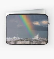 Colour Above a Candy Sea Laptop Sleeve