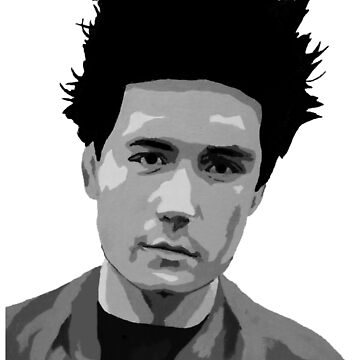 Dan Smith (Bastille) Painting Tee by zoeandsons