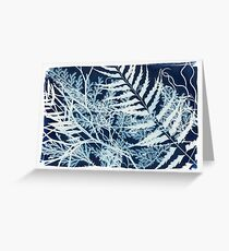 Fern Collection Greeting Card