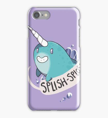 Splish-Splosh iPhone Case/Skin