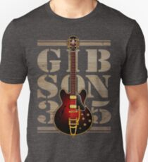 Electric Guitar  Unisex T-Shirt