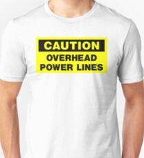 Caution T-Shirt