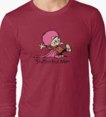 Calvin and Hobbes Stupendous Man T-Shirt