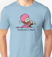 Calvin and Hobbes Stupendous Man Unisex T-Shirt