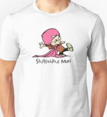 Calvin and Hobbes Stupendous Man T-Shirt