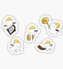 The Primogs Sticker Sheet Sticker