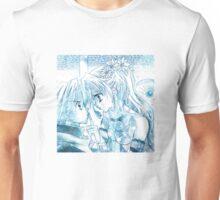 mermaid melody kaito & luchia Unisex T-Shirt