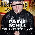 THE SPILT INK. PAINT & CHILL by thespiltink