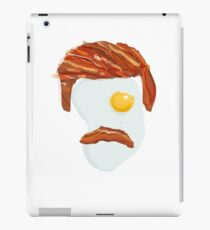 Ron effin Swanson iPad Case/Skin