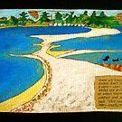 Point Walter sandbar. by Evelyn Bach