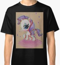 Rarity My Little Pony Classic T-Shirt
