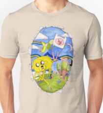 AdventureTime finn and jake Unisex T-Shirt