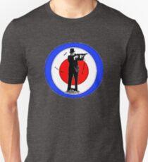 the boss.. Unisex T-Shirt