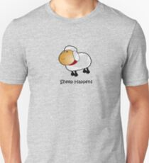 Sheep Happens Unisex T-Shirt