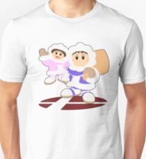 Ice Climbers- Super Smash Bros Melee T-Shirt