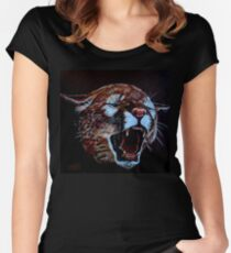 Wild Warning Women's Fitted Scoop T-Shirt