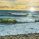Great Waves by Corinne Noon